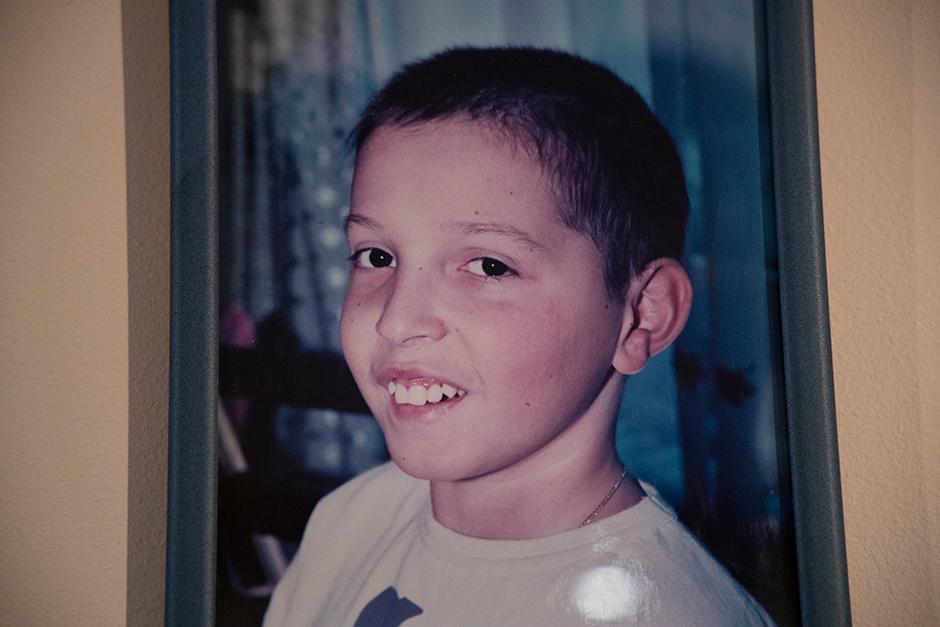 Marko Narančić, sin Jasmine i Slobodana, preminuo je 2005. godine, FOTO: Privatna arhiva