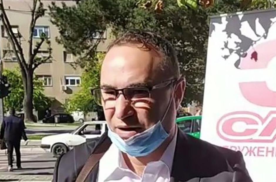 Dejan Ilić stradao u nesreći u Nišu, FOTO: Sloga.org.rs