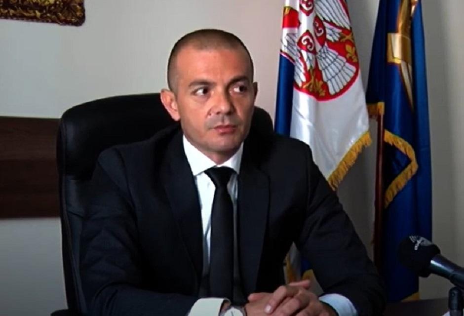 Ilija Milačić uhapšen FOTO: Printscreen