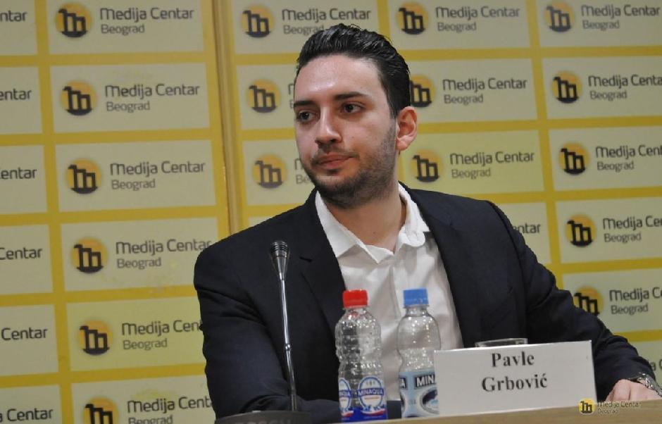 Pavle Grbović FOTO: Media centar