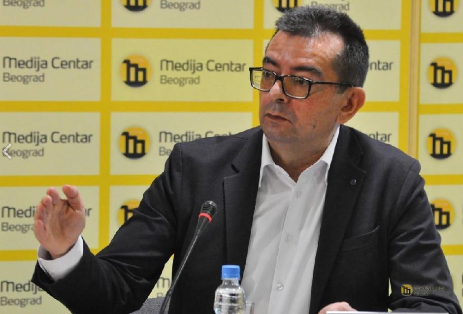 Janko Veselinović FOTO: Media centar