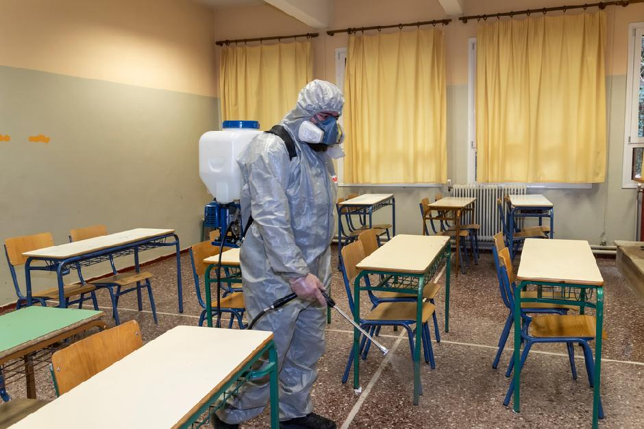 Koronavirus u školama FOTO: Shutterstock