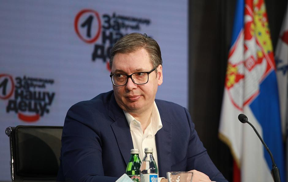 Aleksandar Vučić FOTO: ATA Images