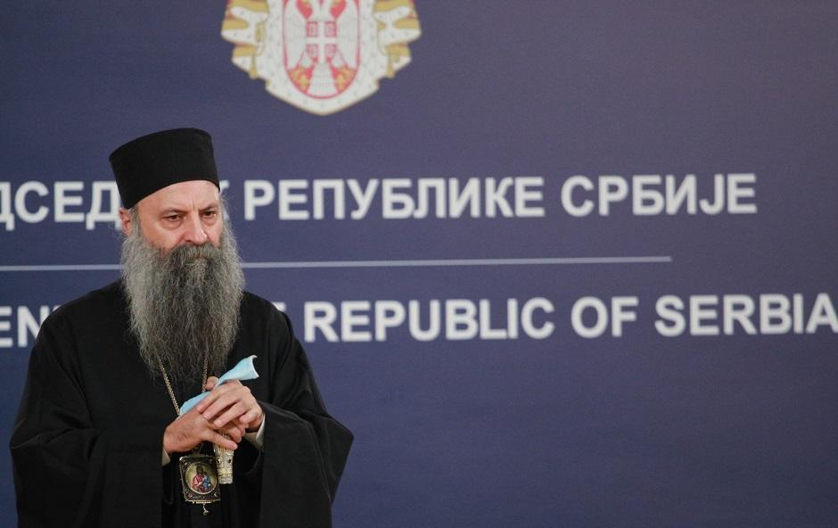 Patrijarh Porfirije FOTO: ATA Images