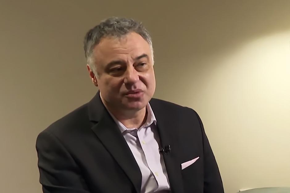Aleksandar Kavčić FOTO: Printscreen/Al Jazeera Balkans