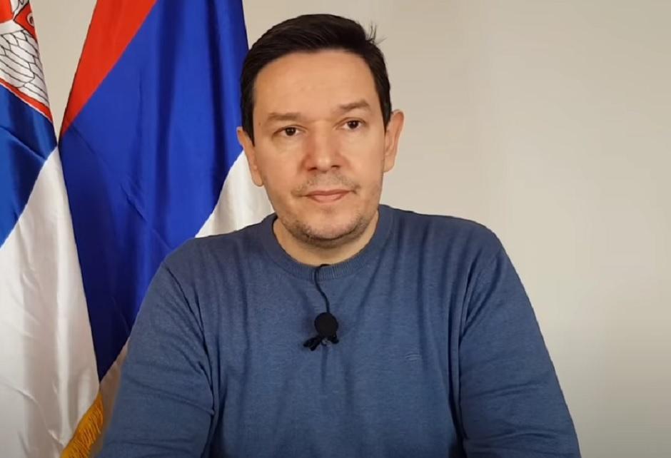 Nemanja Šarović FOTO: Printscreen