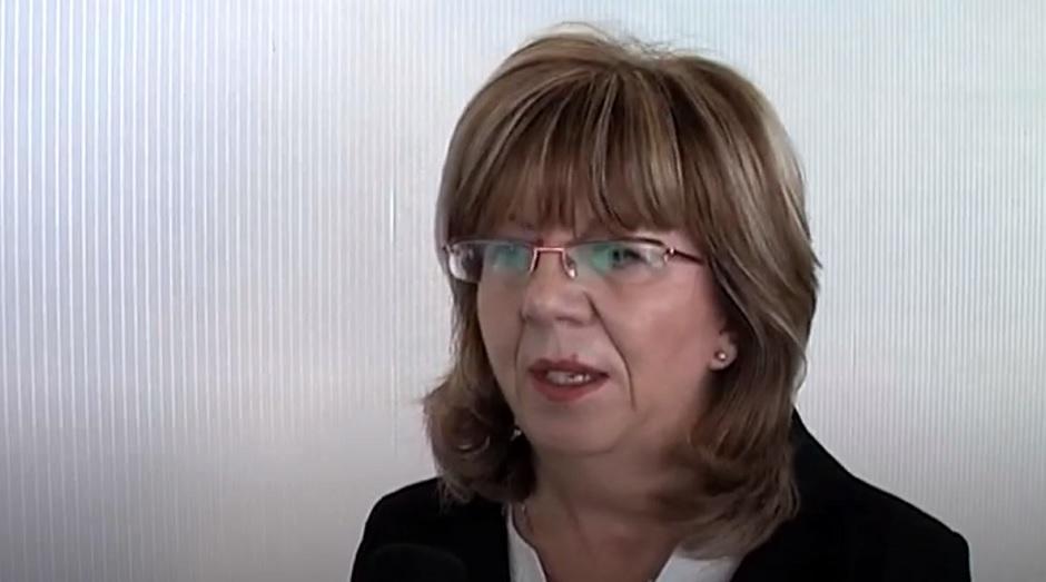 Judita Popović; FOTO: Printscreen