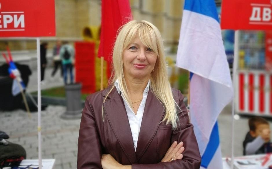 Ivana Stojanović, FOTO: Dveri