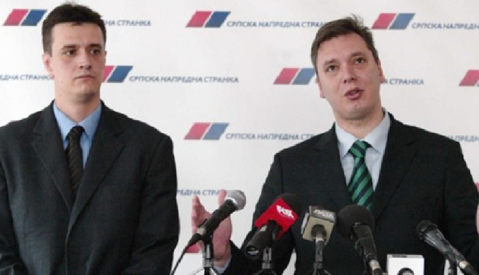 Cvijan i Vučić, FOTO: Printscreen