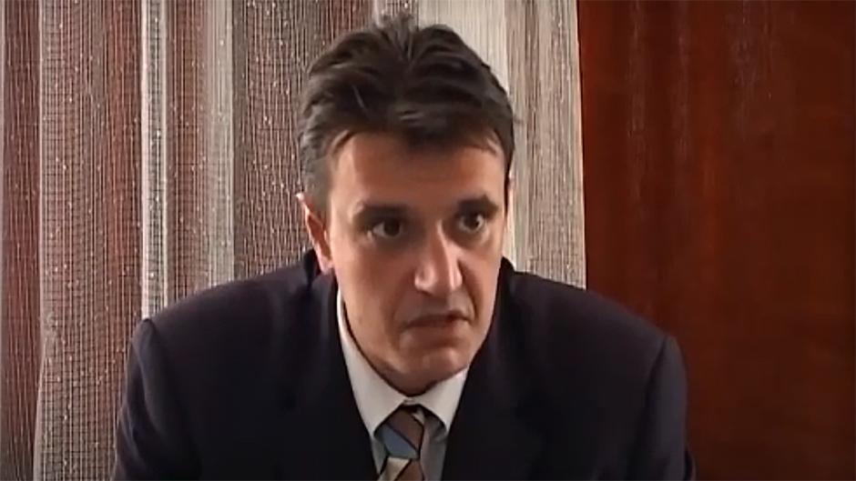 Vladimir Cvijan FOTO: Printscreen Youtube RTV City Ub
