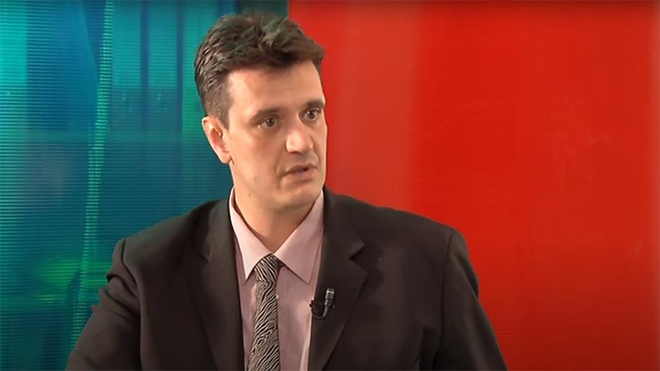 Vladimir Cvijan FOTO: Printscreen Youtube RTV Marš Valjevo