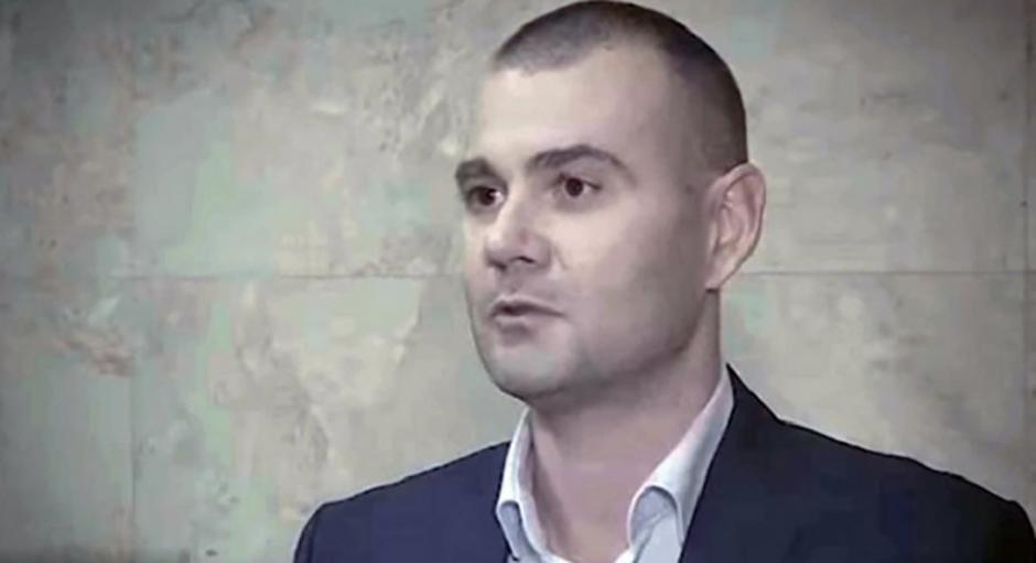 Goran Papić blizak saradnik Nebojše Stefanovića FOTO: Printscreen