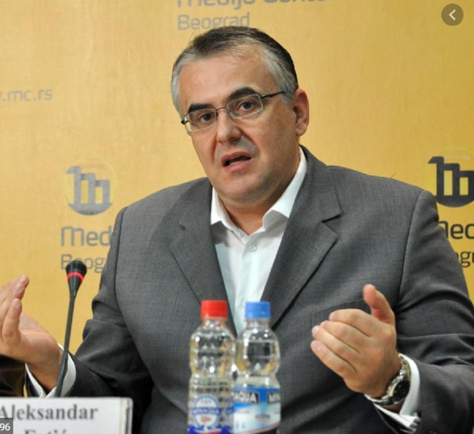 Prof. dr Aleksandar Fatić