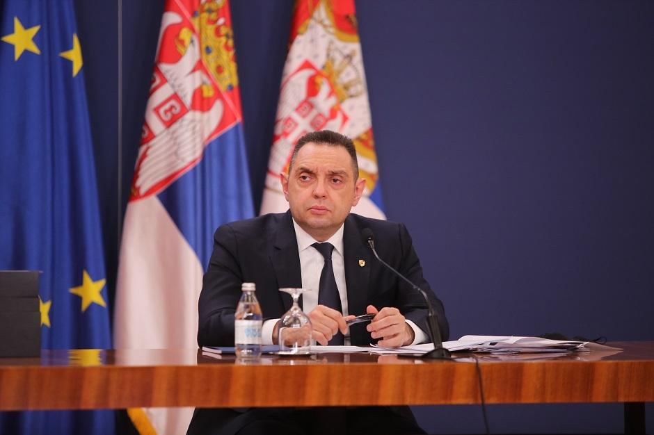 Aleksandar Vulin FOTO: Ataimages