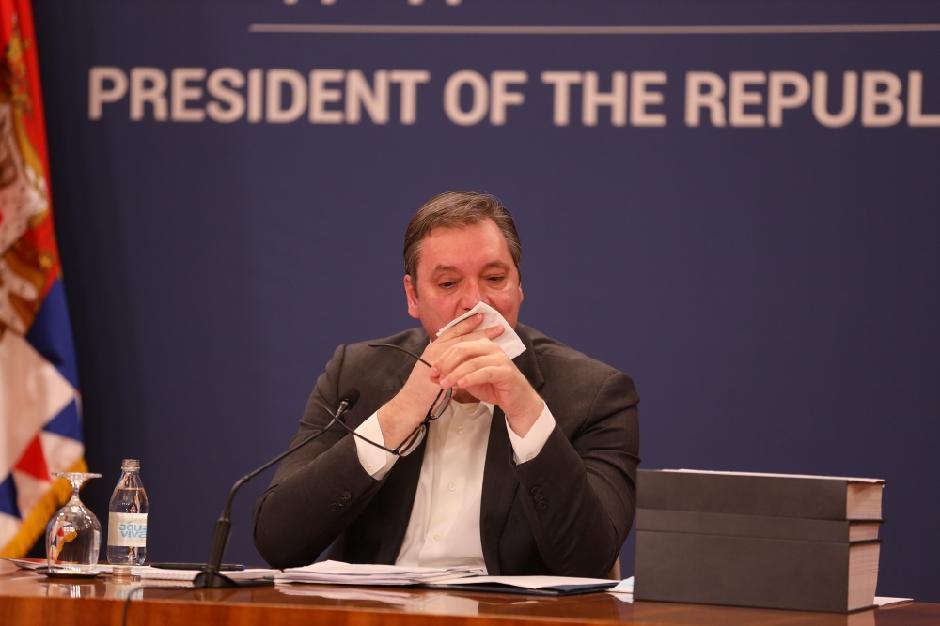 Aleksandar Vučić, FOTO: ATA Images