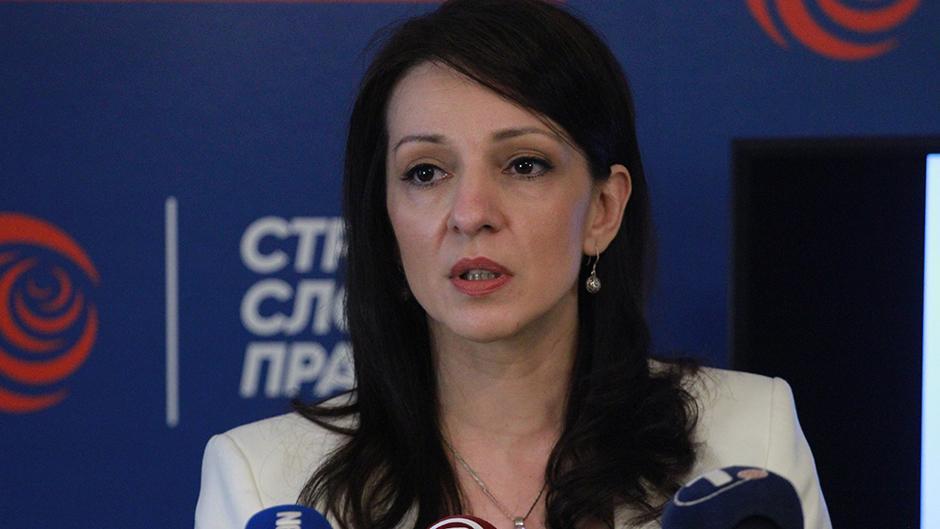 Marinika Tepić FOTO: ATA images