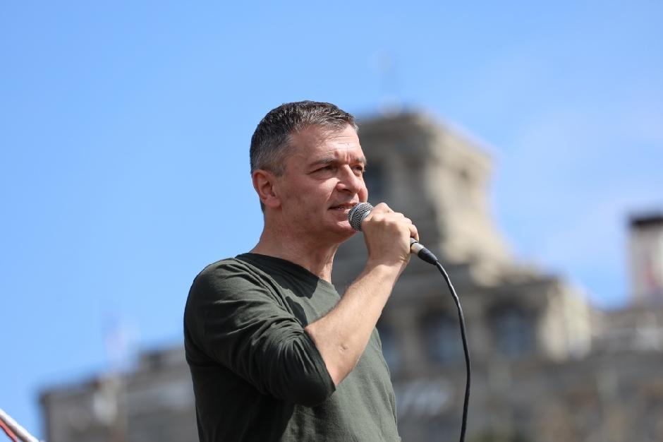 Aleksandar Jovanović Ćuta FOTO: ATA Images
