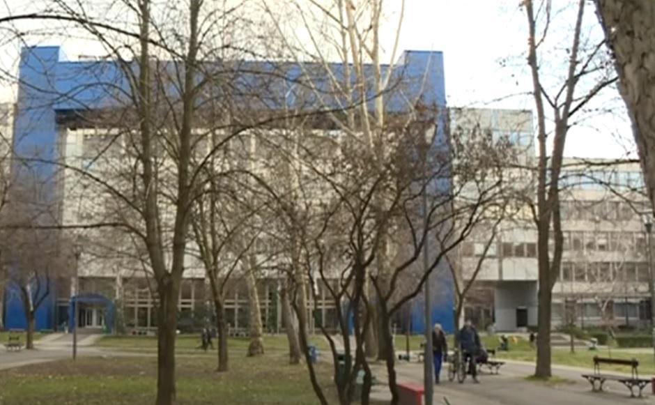 Novosadski univerzitet; FOTO: Printscreen