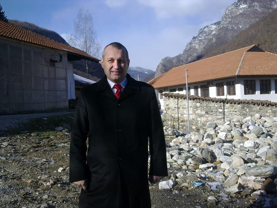 Srđan Milivojević FOTO: Privatna arhiva