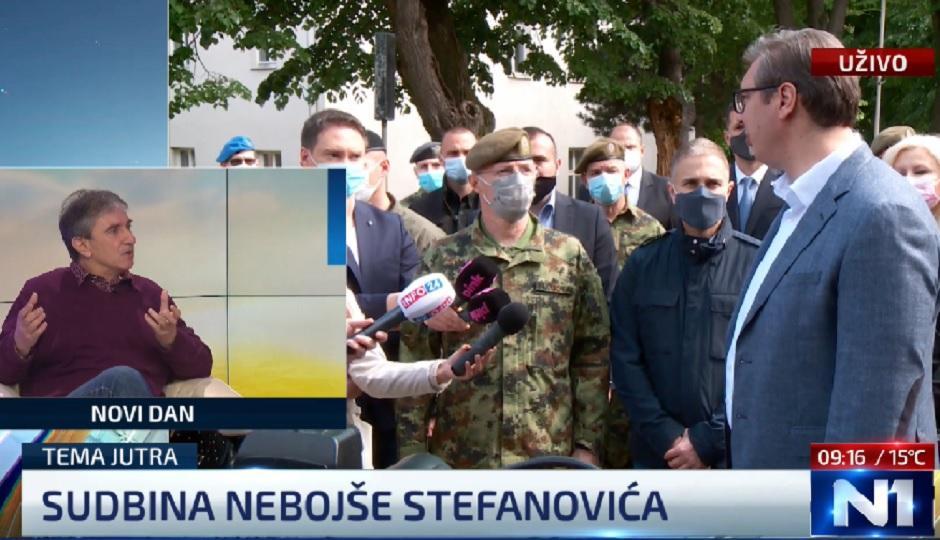 Cvijetin Milivojević FOTO: Printscreen
