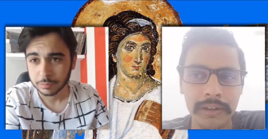 Hari Malabadi (na slici desno) je bio uvređen izjavom Tomislava Momirovića FOTO: Printscreen