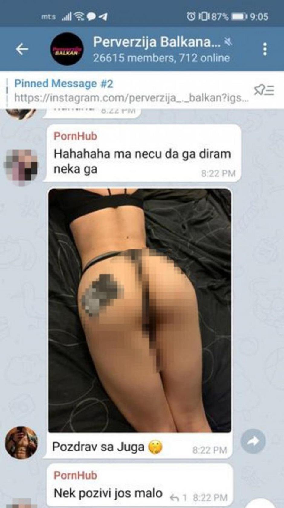 Slike srpske devojke gole Domaće glumice