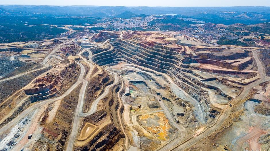 Rio Tinto rudnik u Španiji FOTO: Shutterstock