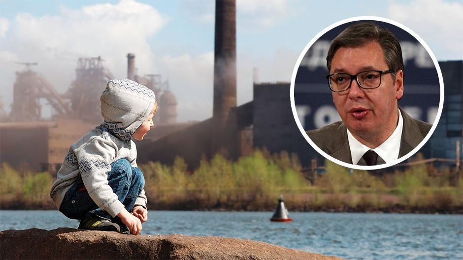 Aleksandar Vučić pozvao žene da rađaju, jer niko neće raditi u fabrikama