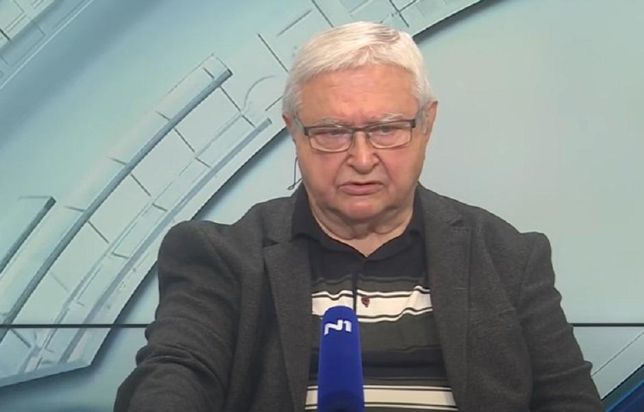 Dobrivoje Radovanović FOTO: Printscreen/YouTube
