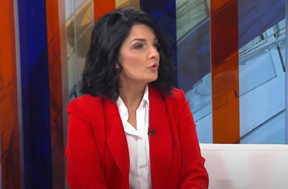 Milena Popović FOTO: Printscreen/YouTube