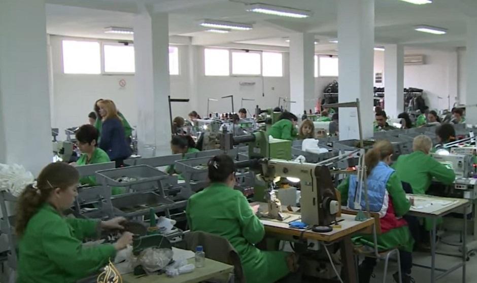 Radnice u fabrici