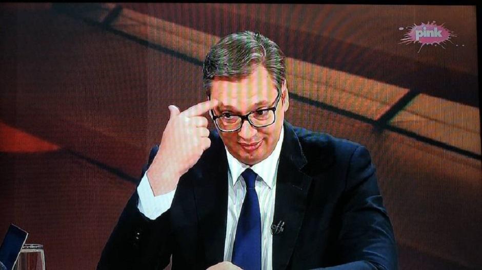 Aleksandar Vučić, FOTO: Printscreen