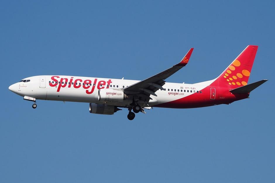 Spice Jet FOTO: Shutterstock