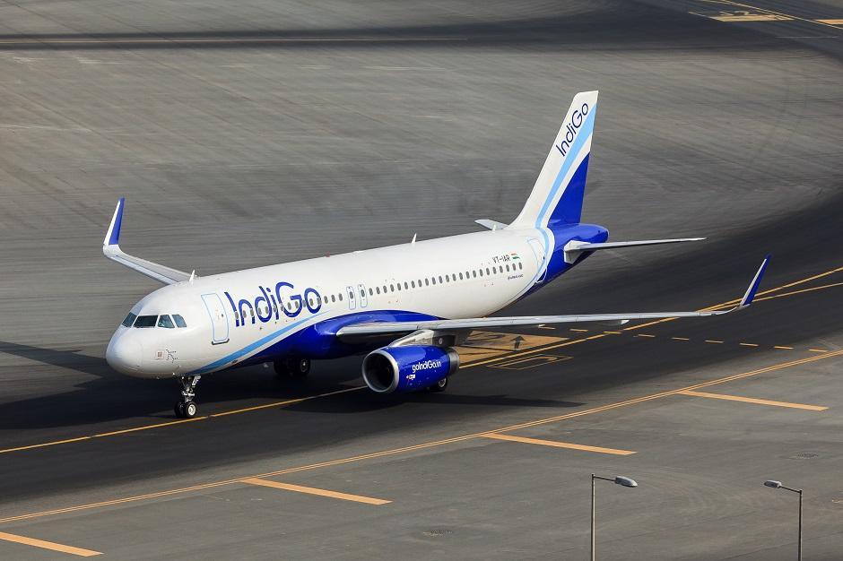 Indijski avio-prevoznik IndiGo FOTO: Shutterstock