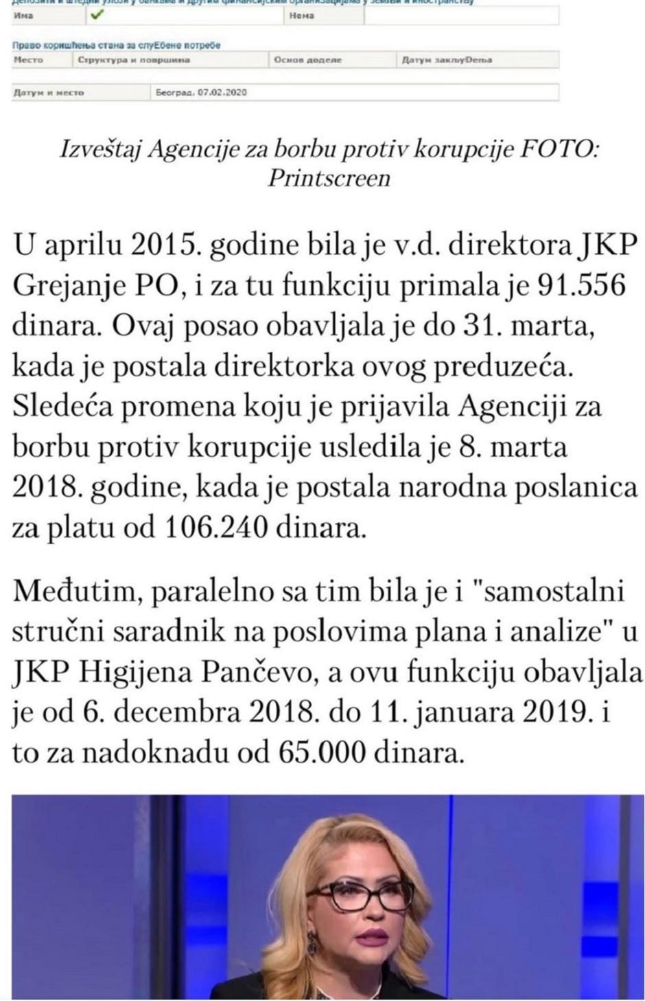 FOTO: Printscreen/Direktno.rs