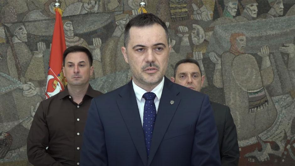 Ninoslav Cmolić, načelnik SBPOK Foto: Printscreen