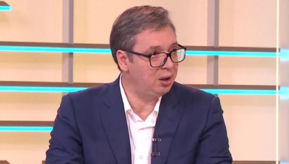 Aleksandar Vučić; FOTO: Printscreen