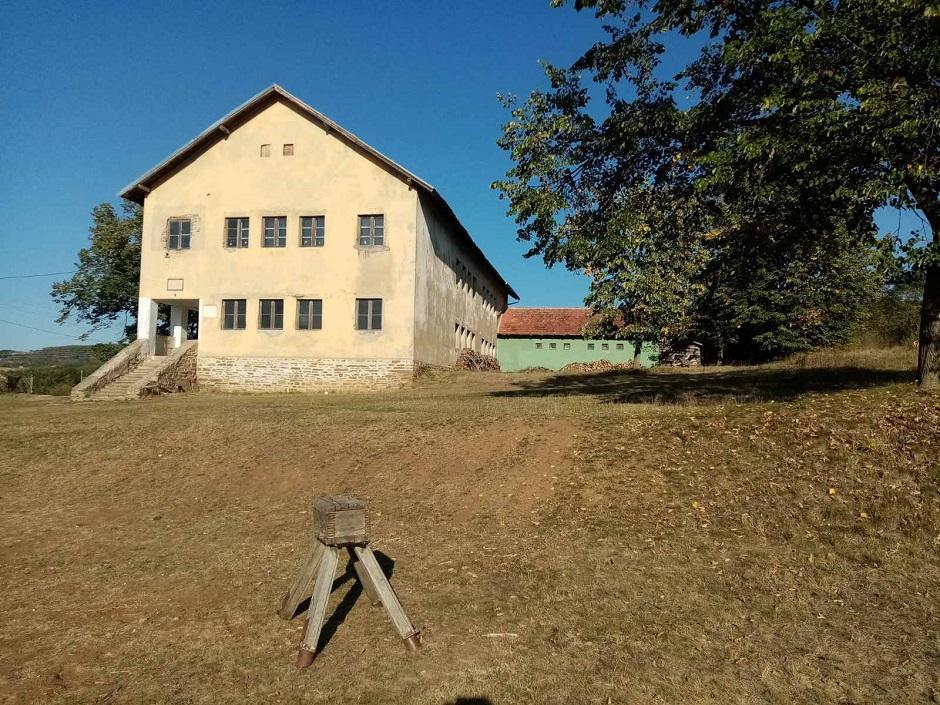 Škola u Grabovnici kod Kuršumlije FOTO: S. M.