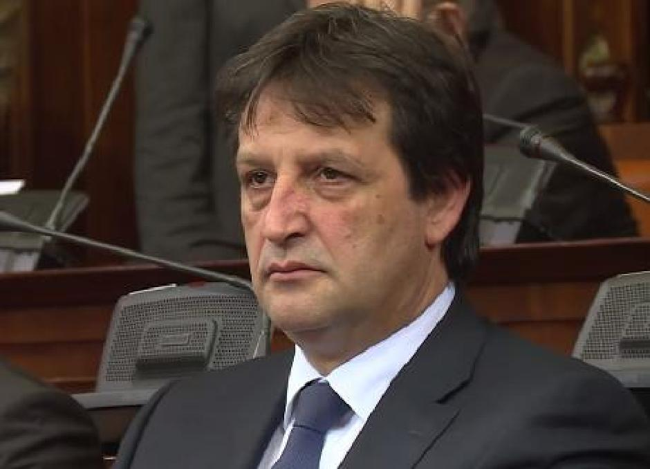 Bratislav Gašić FOTO: Printscreen/Youtube/Al Jazeera Balkans