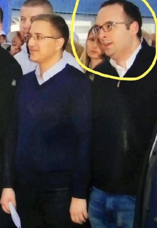 Stefanović i Papić, foto: Screenshot