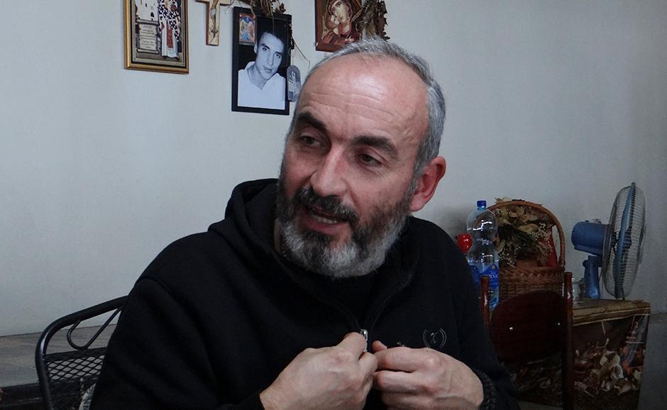Milovan Milivojević, otac stradalog Milomira u fabrici