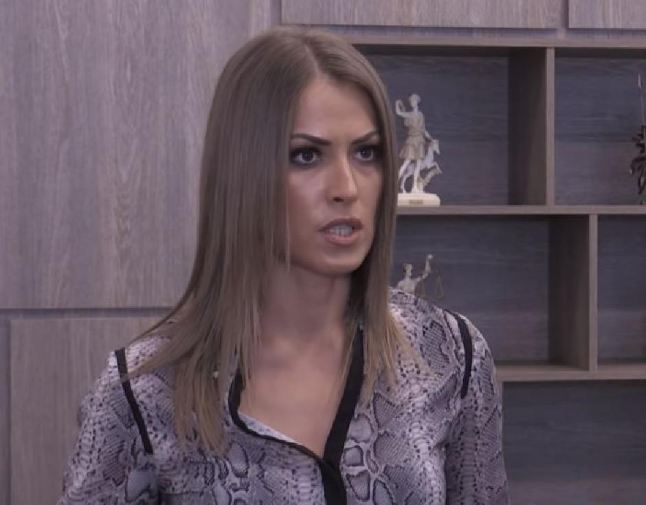 Dijana Hrkalović FOTO: Printscreen