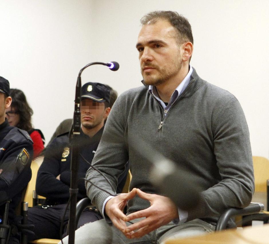 Luka Bojović FOTO: Španska policija