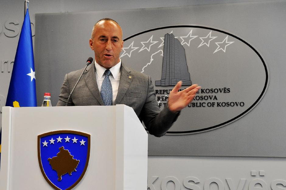 Ramuš Haradinaj Beta ARMENIJA ZAJMI BESEVIC