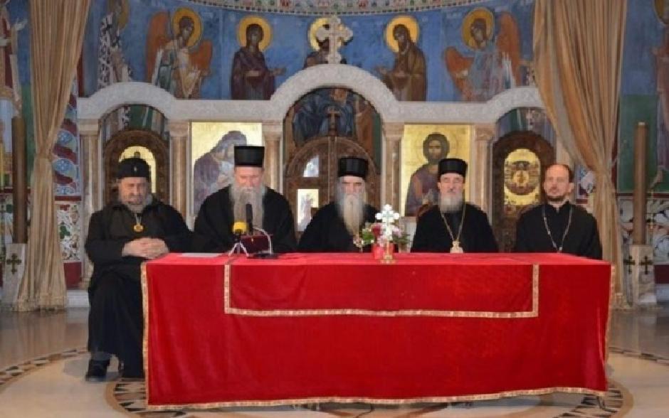Episkopski savet FOTO: Mitropolija crnogorsko-primorska