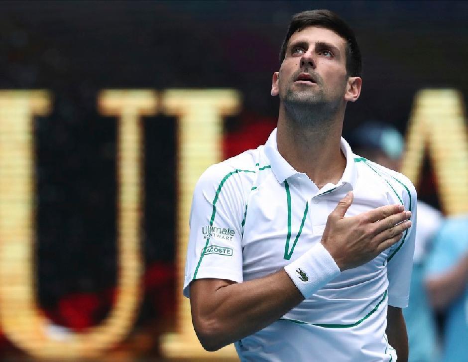 Novak Đoković, Foto: Beta-AP