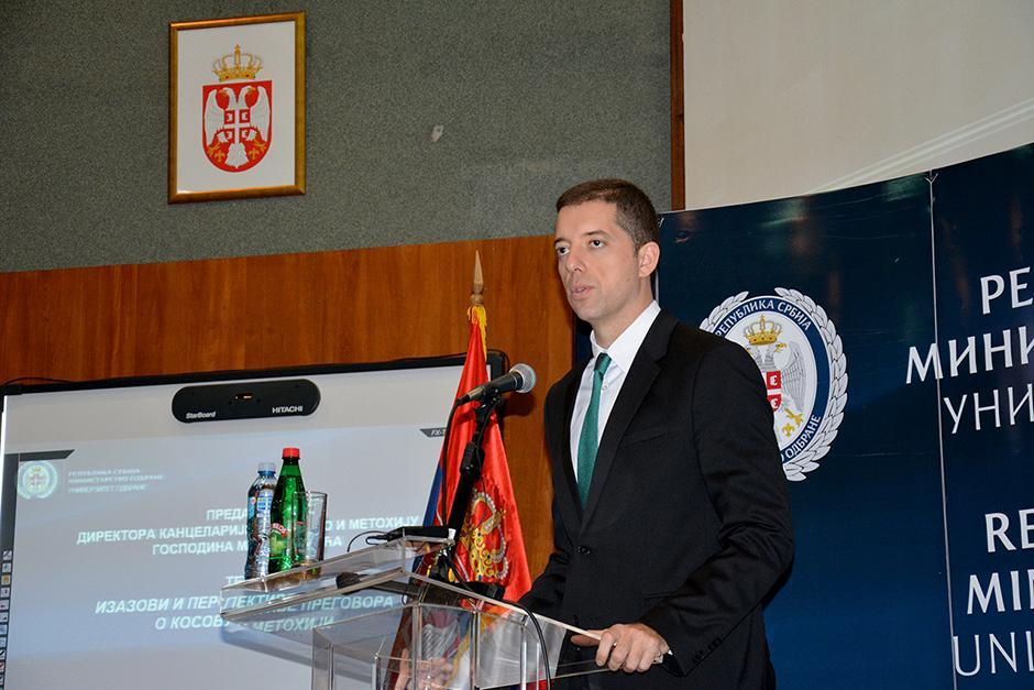 Marko Đurić FOTO: Beta