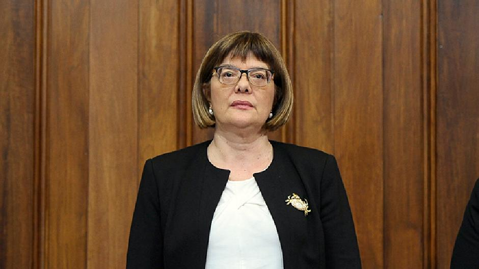 Maja Gojković FOTO: Direktno.rs