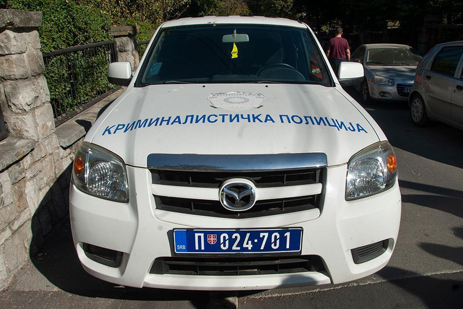 Kriminalistička policija, ilustracija FOTO: Milica Vučković