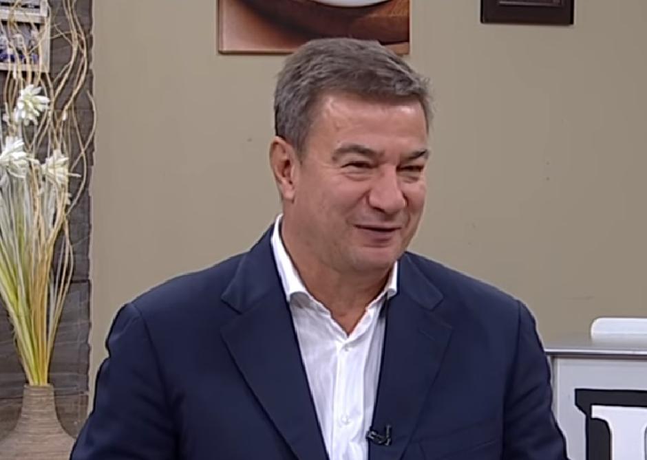 Bivši ministar privrede Goran Knežević, Foto: Printscreen/YouTube